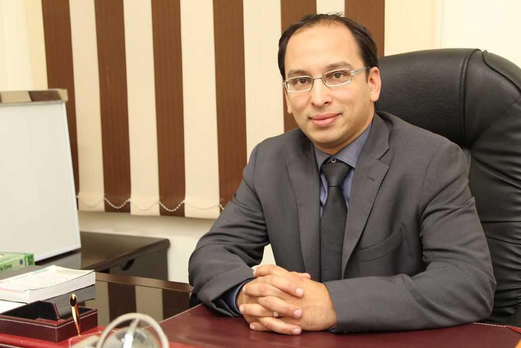 Doctor Khaled Abdel Aziz Oncologist