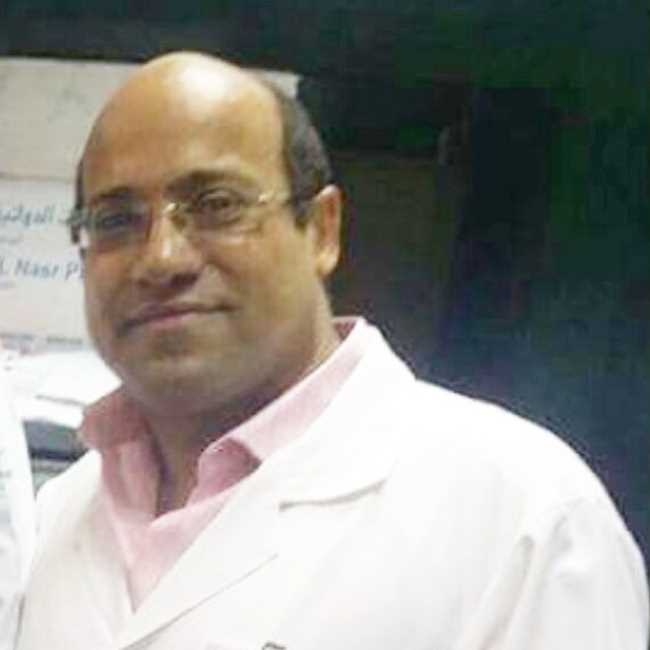 Doctor Hany Helmy Saad Nephrologist   Vezeeta com