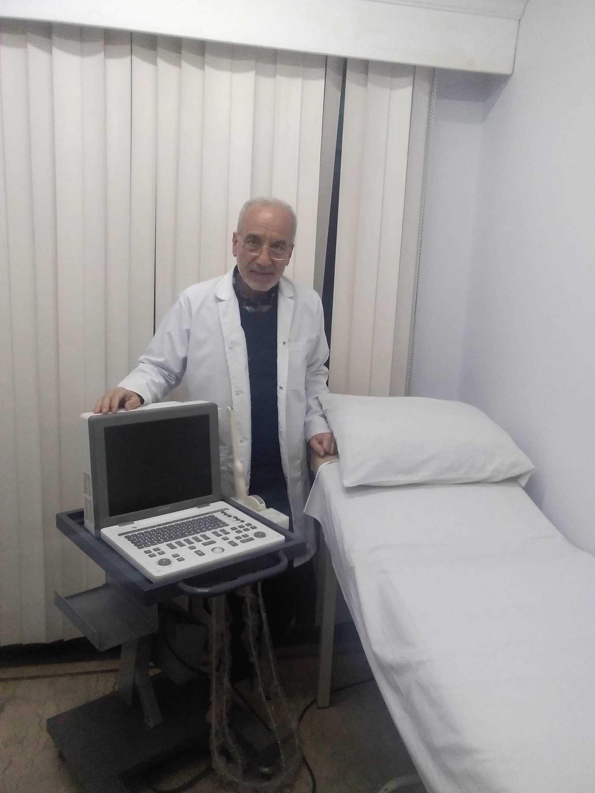 Doctor Mohamed Gaafar Elmallah Gynecologist | Vezeeta com