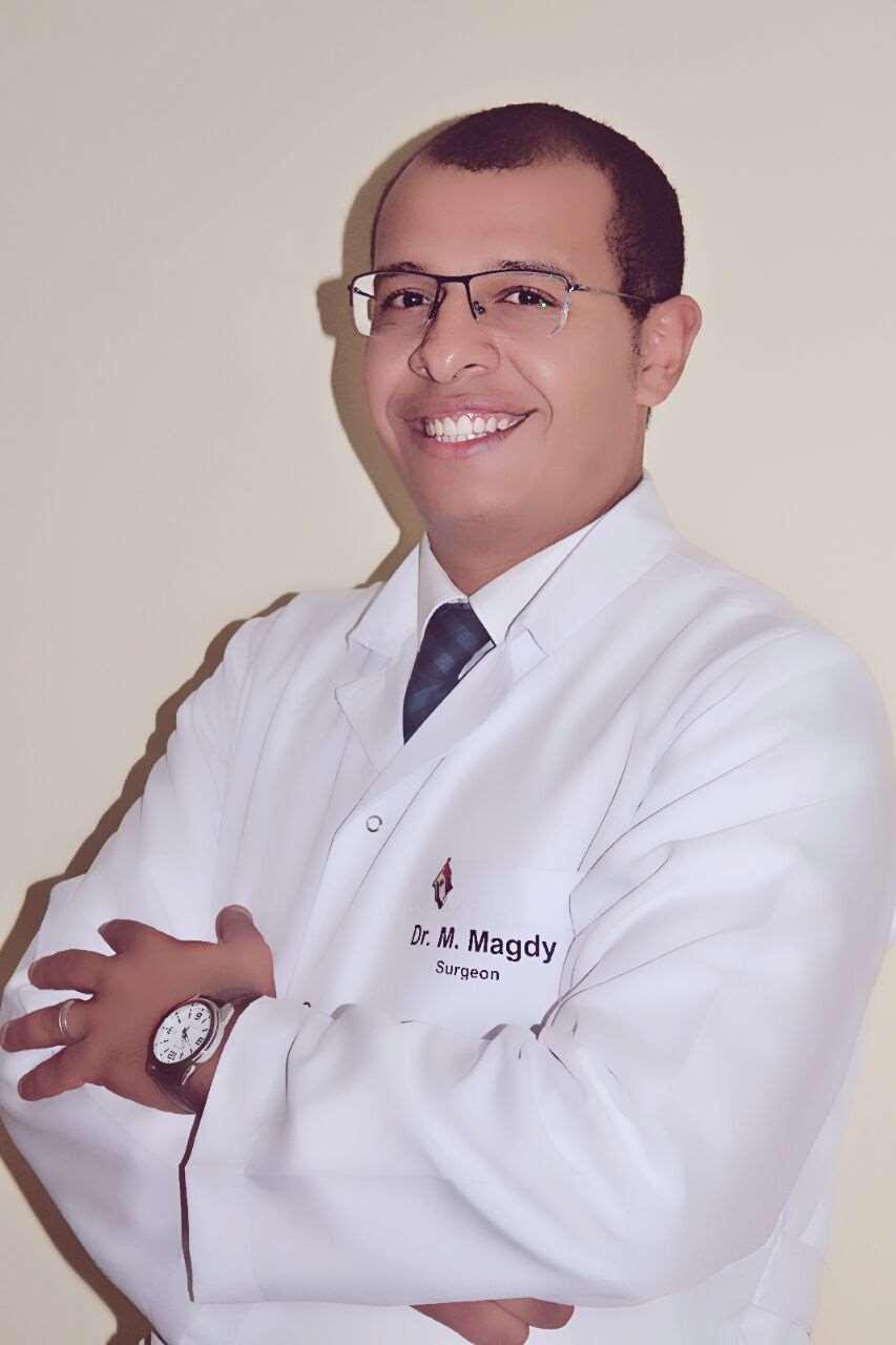 نتيجة بحث الصور عن دكتور محمد مجدي النجار